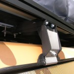 Toyota - Prado J95 leg details and FEST adapter