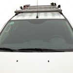 Ford - Ranger - DC front top view